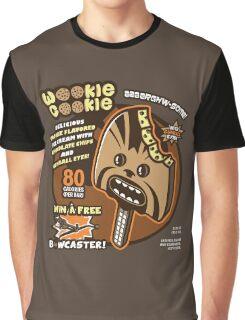Wookie Cookie Ice Cream Graphic T-Shirt