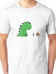 Dino Shit Unisex T-Shirt
