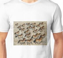 Cave Art Horses - Herd of Cheval Unisex T-Shirt