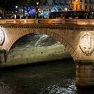 Light On Pont Notre-Dame ©  by © Hany G. Jadaa © Prince John Photography