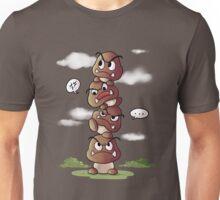 Goomba tower Unisex T-Shirt