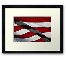 Stripes 2 Framed Print
