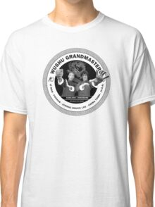 Bruce Lee & Ip Man Collaboration Classic T-Shirt