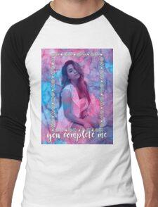 Ally Brooke Sensitive Men's Baseball ¾ T-Shirt