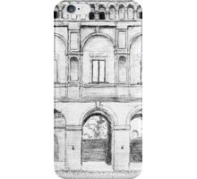 Galleria Sabbioneta iPhone Case/Skin