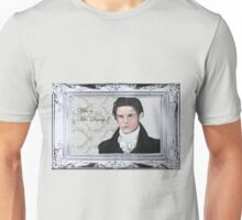 Who is Mr. Darcy? Unisex T-Shirt