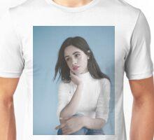 Camila Cabello colorized potrait Unisex T-Shirt