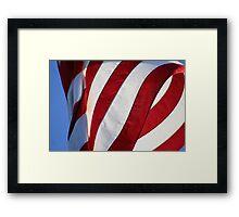 Stripes 3 Framed Print