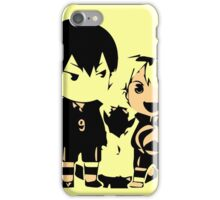 Chibi Haikyuu iPhone Case/Skin