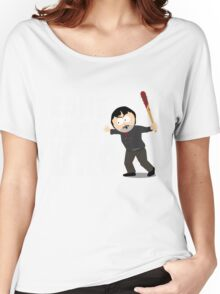 Randy Marsh - Negan Women's Relaxed Fit T-Shirt