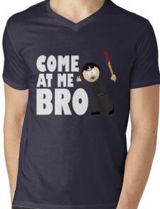 Randy Marsh - Negan Mens V-Neck T-Shirt
