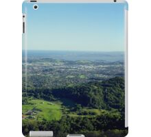 Robinson Lookout View (pan) iPad Case/Skin