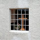 Church Window by Stuart  Fellowes