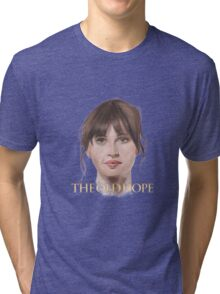 The Old Hope - Rogue One Star Wars Tri-blend T-Shirt