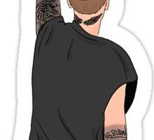Bieber Purpose Tour Sticker