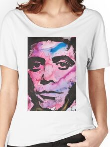 Lou Reed  Women's Relaxed Fit T-Shirt