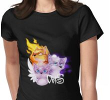 Omen of the Stars Womens Fitted T-Shirt