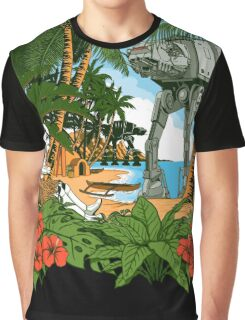 Greetings from Scarif Graphic T-Shirt