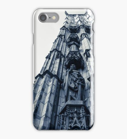 Seville - Details from the cathedral iPhone Case/Skin