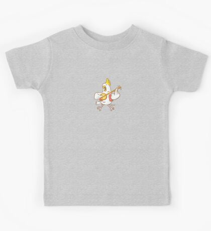 Aussie Cockatoo Kids Clothes