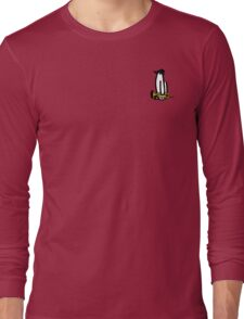 Musician Penguin Long Sleeve T-Shirt