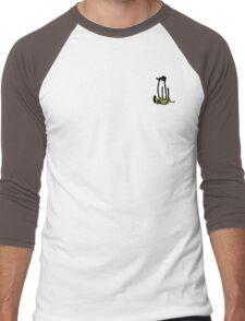 Musician Penguin Men's Baseball ¾ T-Shirt