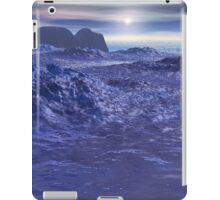 Frozen Sea of Neptune iPad Case/Skin