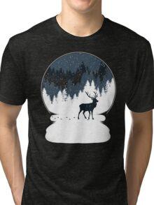 Boule à Neige Tri-blend T-Shirt