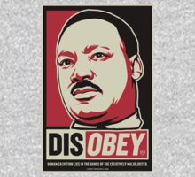 Martin Luther King Civil Disobedience Shirts by LibertyManiacs