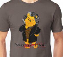 Sweeney the Pooh. Unisex T-Shirt