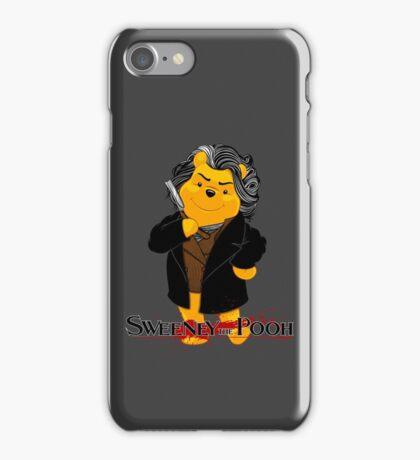 Sweeney the Pooh. iPhone Case/Skin