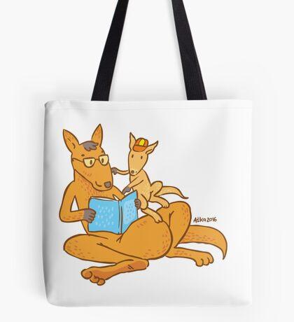 Aussie Kangaroos Tote Bag