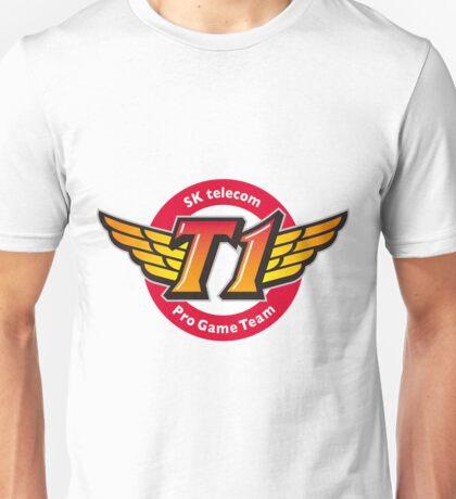 SKT T1 Worlds winners Unisex T-Shirt