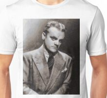 James Cagney Hollywood Actor Unisex T-Shirt