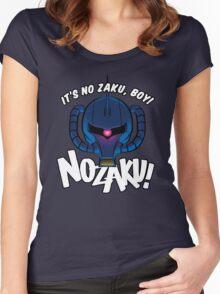 No Zaku Alt Women's Fitted Scoop T-Shirt