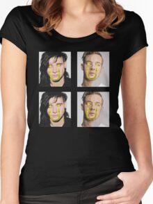 Jack U Women's Fitted Scoop T-Shirt