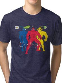 Pik MAN trio Tri-blend T-Shirt