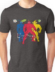 Pik MAN trio Unisex T-Shirt