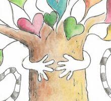 Love Hugs  Sticker