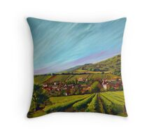 Germany #2 by artist Thomas Andrew Throw Pillow