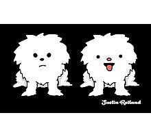 Justin Roiland Official Rick and Morty Dog T-Shirts Photographic Print