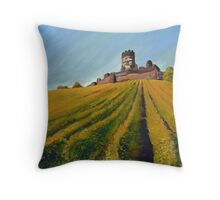 Germany #3 by artist Thomas Andrew Throw Pillow