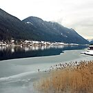 Weissensee - Austria by Arie Koene