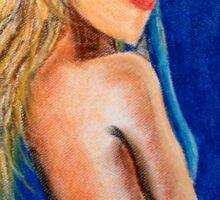 Bardot Azur Sticker