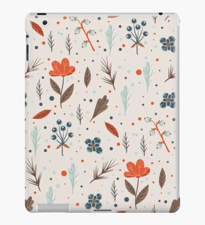 Cute Christmas/Autumn Pattern iPad Case/Skin