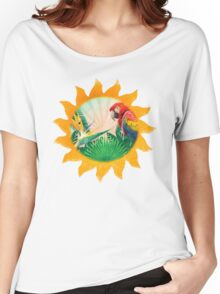 Tropics Women's Relaxed Fit T-Shirt