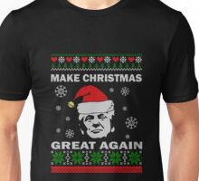 Donald Trump - Make Christmas Great Again Shirt Unisex T-Shirt