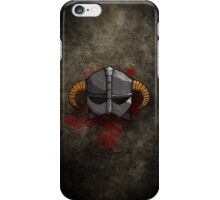 Helm iPhone Case/Skin