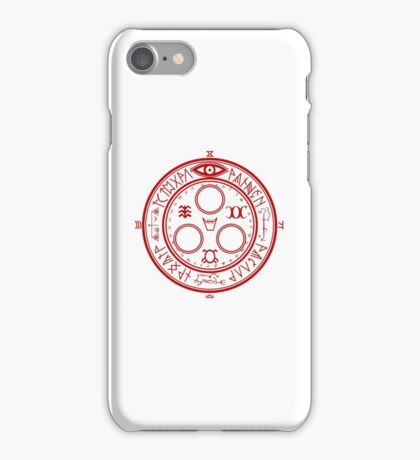 Silent Hill - Emblem (The Halo of the Sun) iPhone Case/Skin