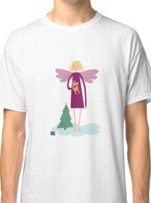 Weihnachtsengel Classic T-Shirt